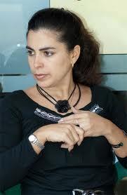 Adriana Pérez -esposa de Gerardo Hernández