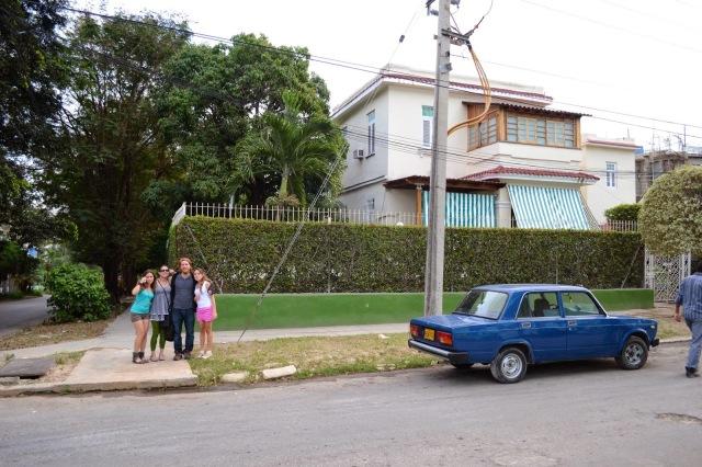 Casa de Ernesto Lecuona en La Timba